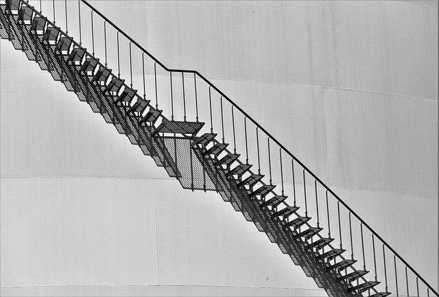 vnější schodiště